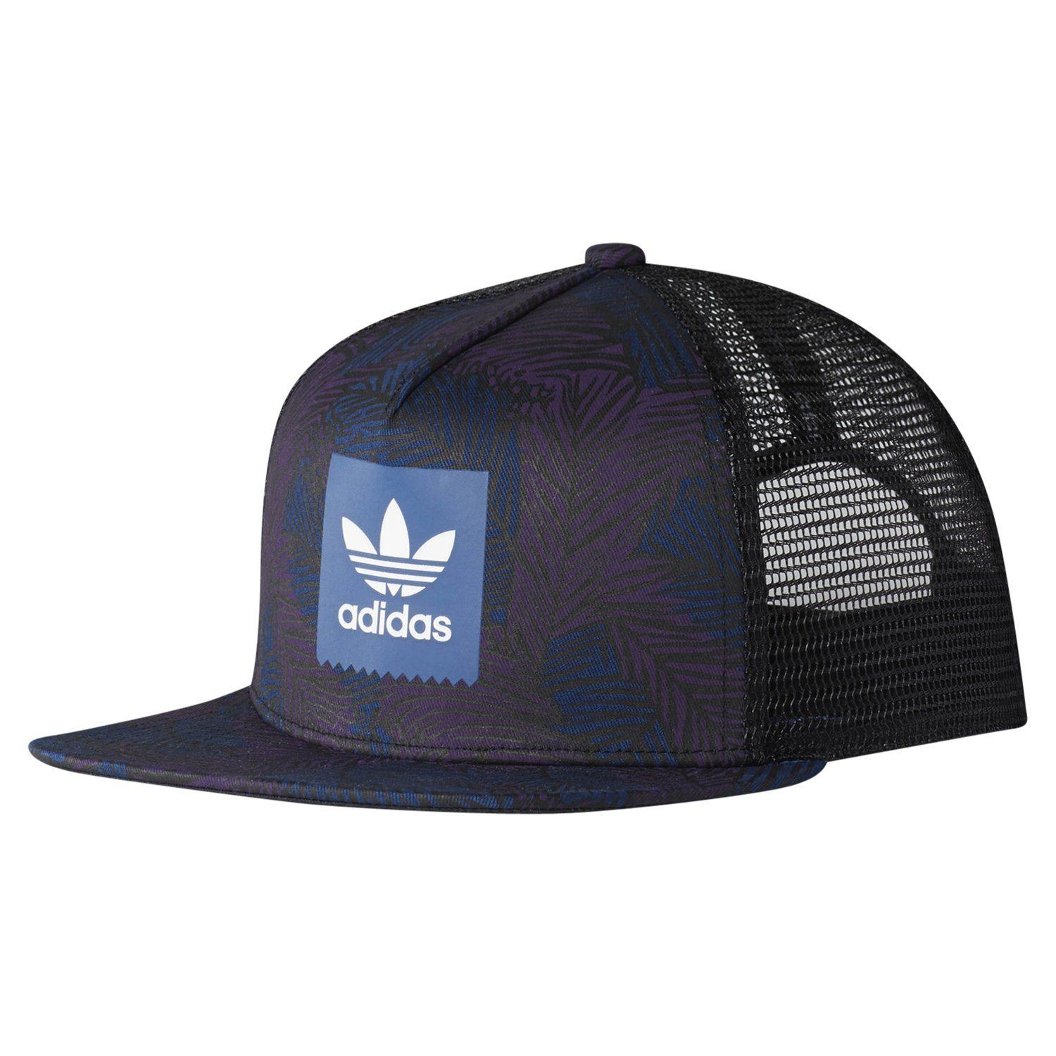 separation shoes ad27c ad792 Adidas Men39s Originals Cap The trefoil emblem is front and center