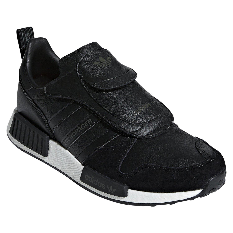 Adidas Originali Micropacer x R1 Scarpe Bianco Nero da