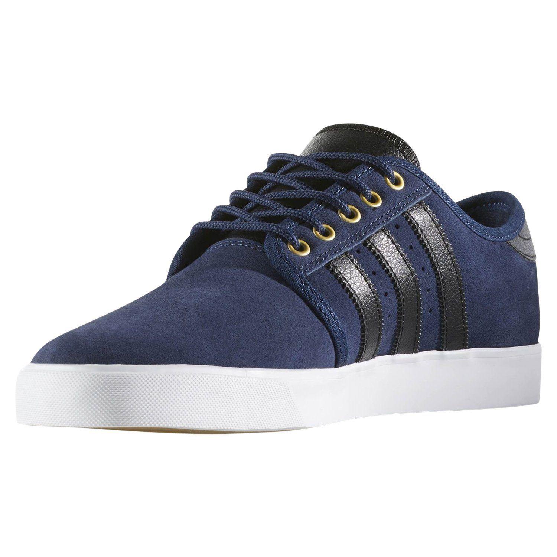 reputable site 3a2b1 abcda SEELEY entrenadores Skate zapatillas zapatos Adidas ORIGINALS hombre azules