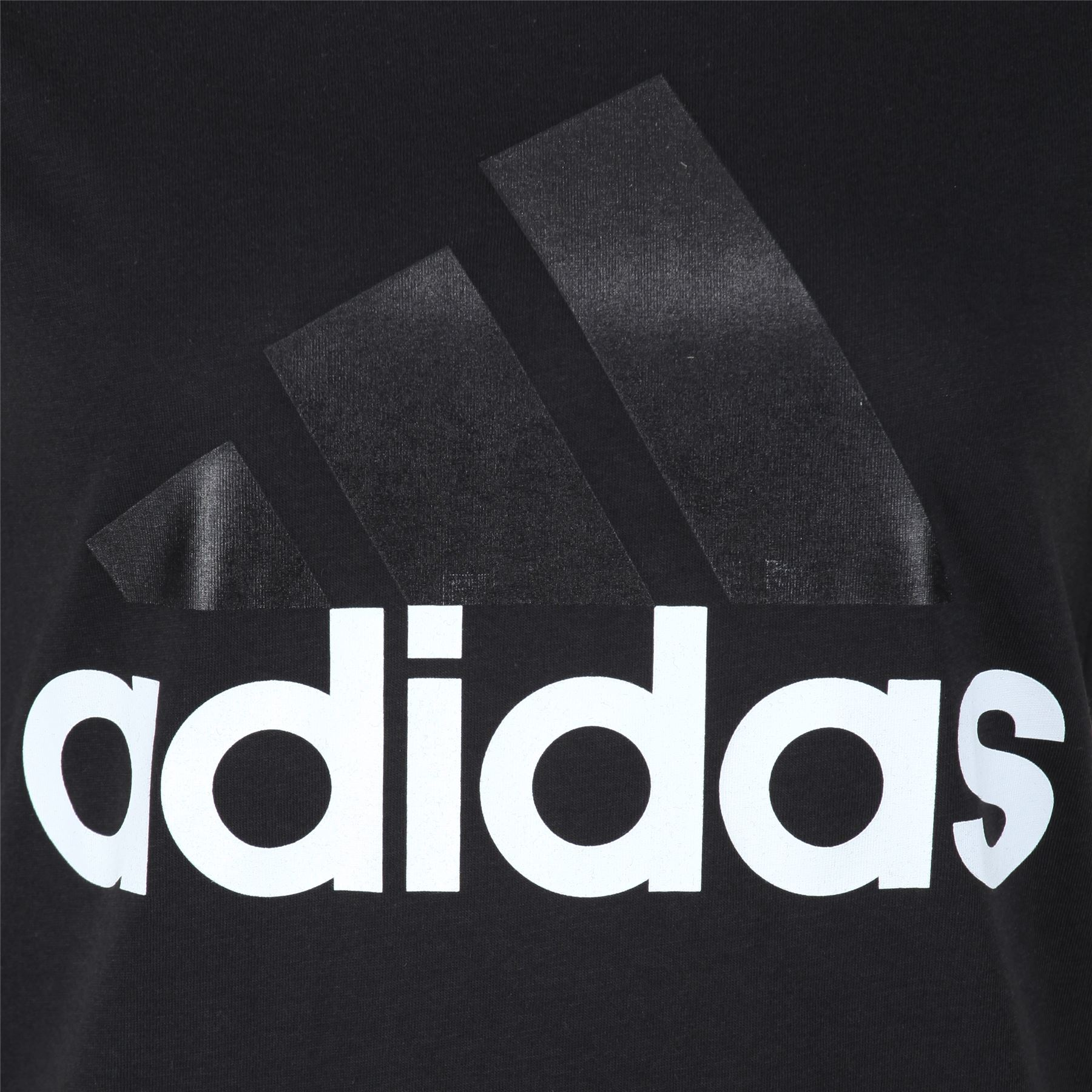 adidas-WOMEN-039-S-ESSENTIALS-LINEAR-T-SHIRT-GYM-BLACK-PINK-WHITE-NAVY-GIRLS-LADIES thumbnail 6