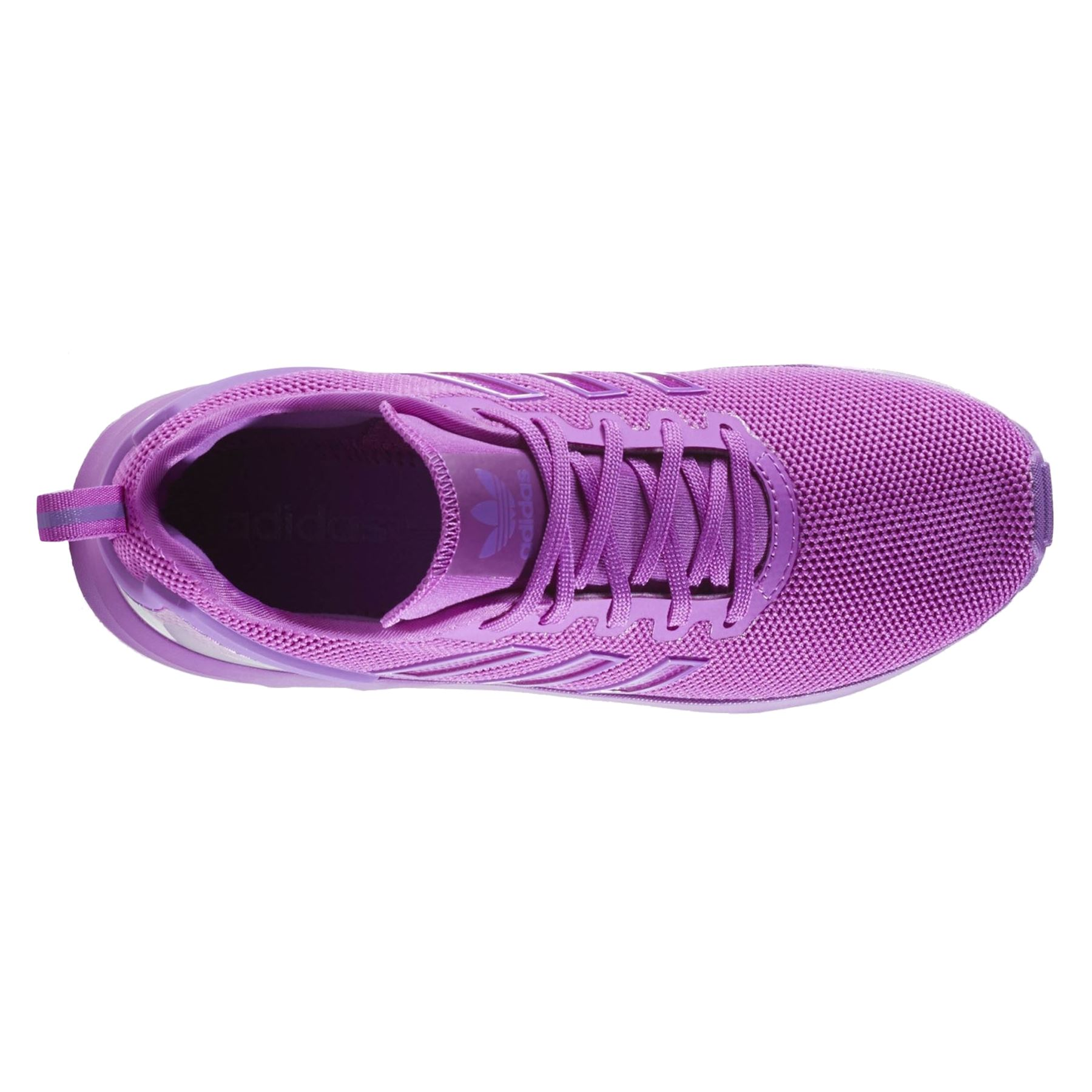Details about adidas ORIGINALS JUNIOR ZX FLUX ADV TRAINERS PURPLE 3 3.5 4 4.5 5 5.5 WOMEN'S