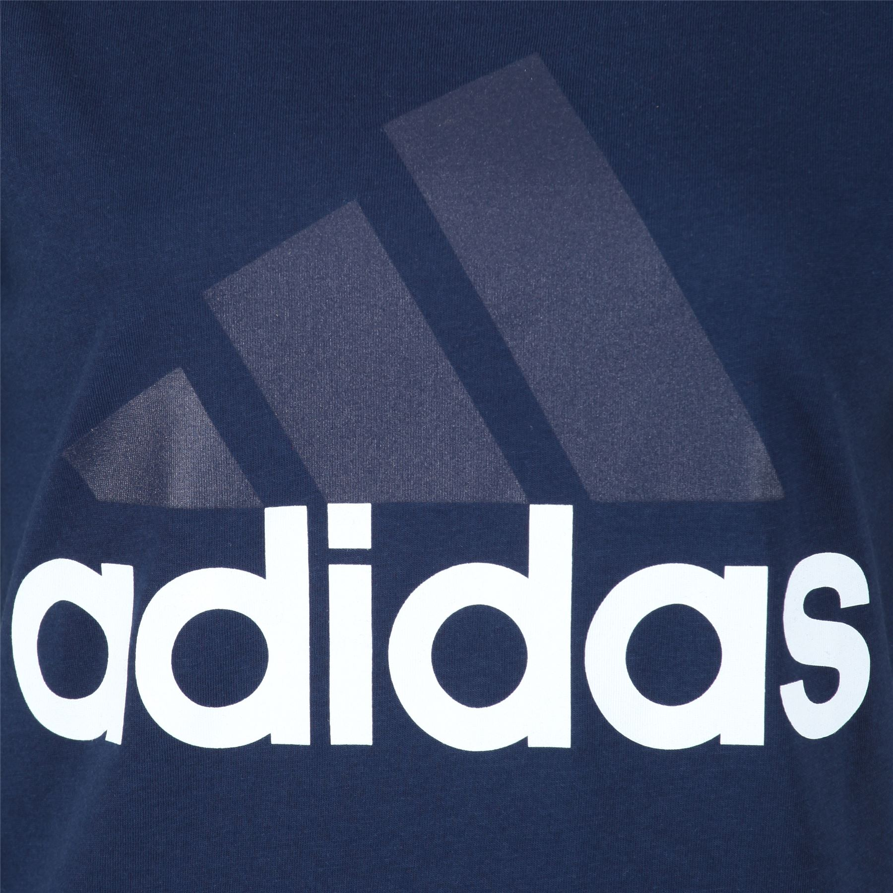 adidas-WOMEN-039-S-ESSENTIALS-LINEAR-T-SHIRT-GYM-BLACK-PINK-WHITE-NAVY-GIRLS-LADIES thumbnail 16