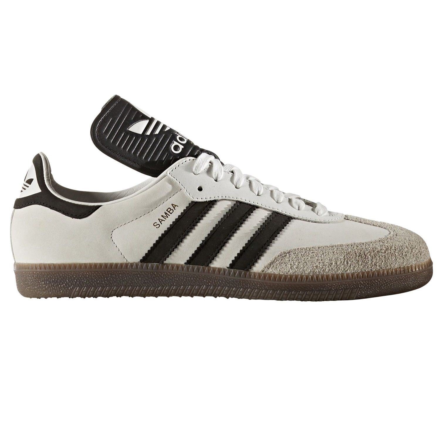 Details zu adidas ORIGINALS SAMBA OG MADE IN GERMANY TRAINERS WHITE RETRO VINTAGE RARE NEW