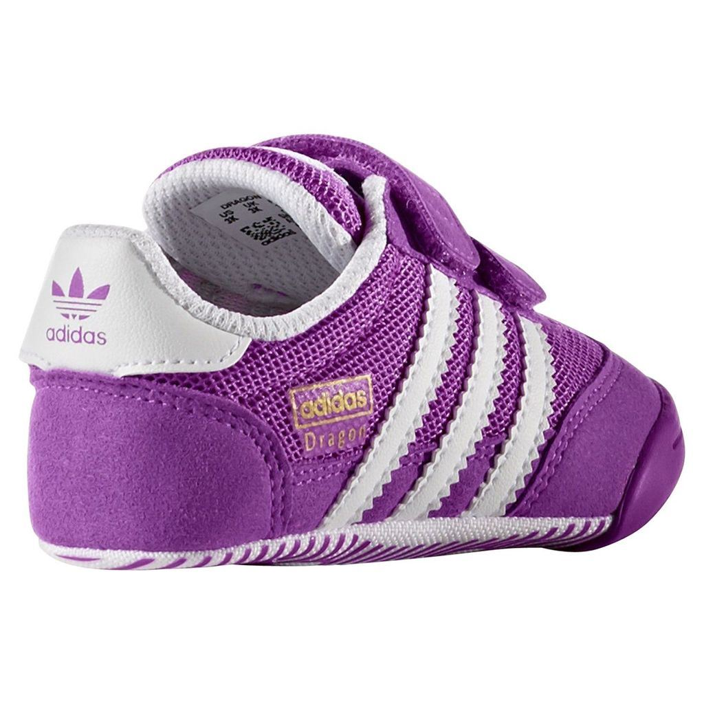52047b5ed82b6 adidas ORIGINALS L2W BABY DRAGON TRAINERS CRIB SHOES BOOTIES GIRLS RETRO NEW