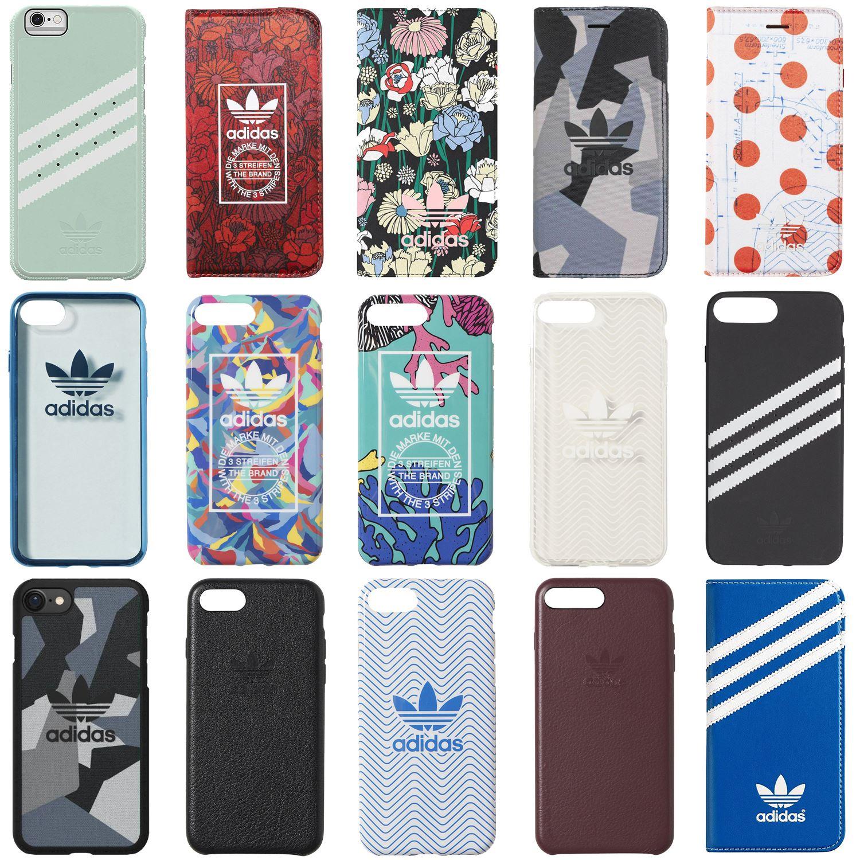 Adidas Originals Mobile Phone Cases Booklet Apple Iphone 6 6s 7 8