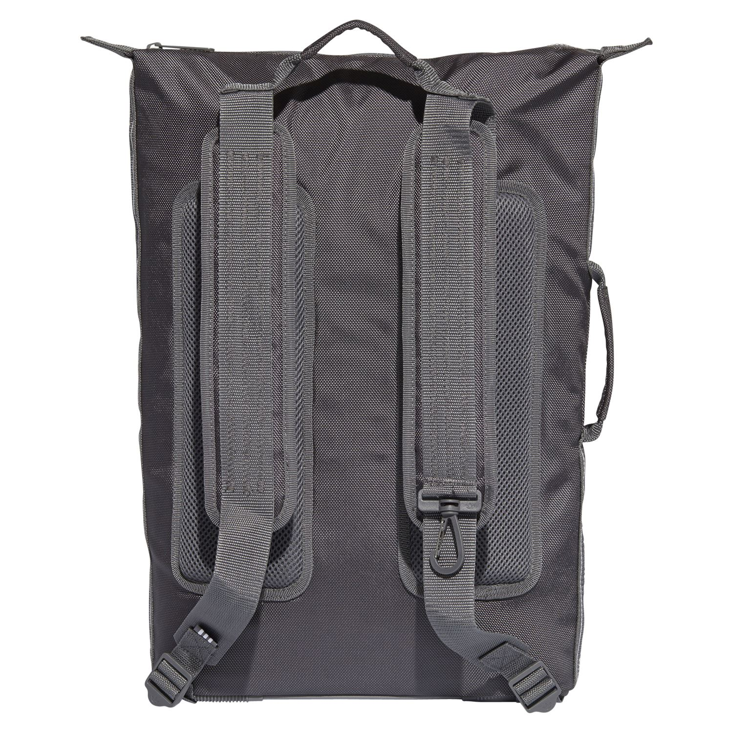 a0ad4792fcb2 Details about adidas ORIGINALS MEN S NMD DAY BACKPACK GREY COLLEGE BAG  UNIVERSITY LAPTOP NEW