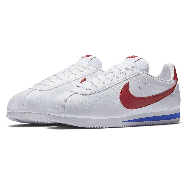 Zu Retro 80s Neu Klassisch Leder Chaussures Homme Details Tennis Nike de Cortez NnO8vm0w