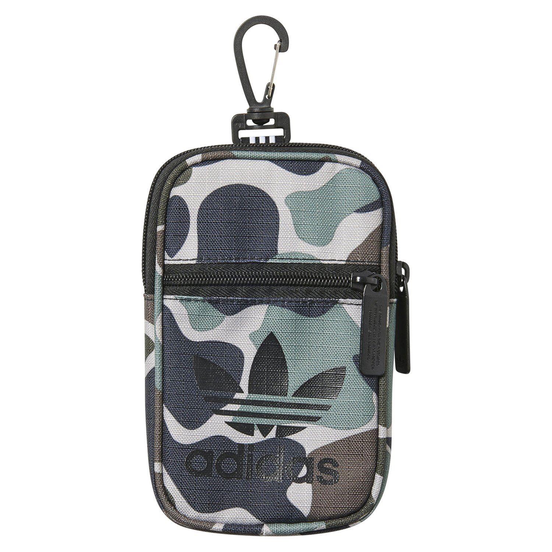Details about adidas ORIGINALS FESTIVAL FLIGHT MINI BAG MULTI CAMO TREFOIL BAGS  MEN S WOMEN S 97cc36e1c13d6