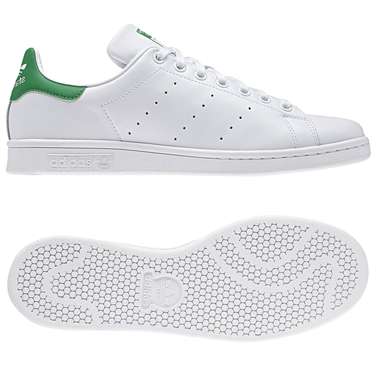 adidas Stan Smith Chaussures Retro Basket Blanc Fairway M20324 Tennis