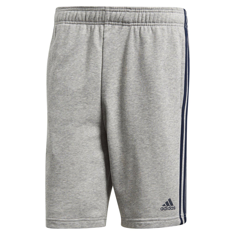 adidas Damen Essentials 3 Streifen Shorts SchwarzWeiß