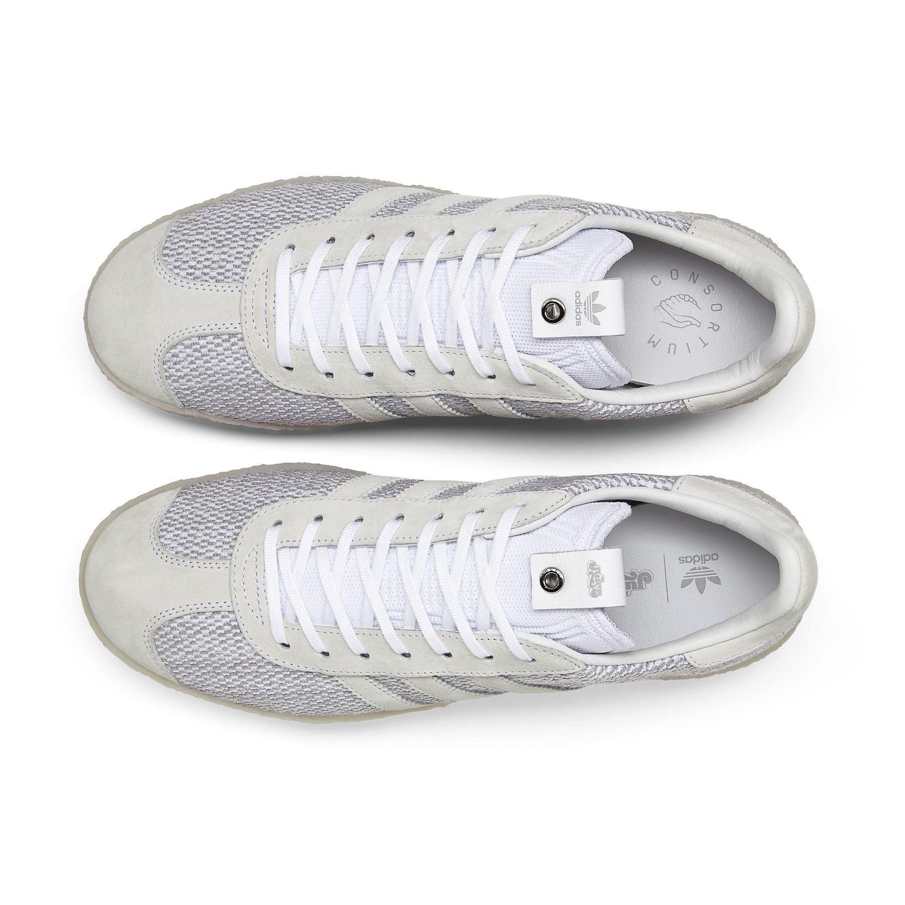 size 40 c05d4 cc77b Adidas ORIGINALS consorcio gacela X jugo de entrenadores zapatillas zapatos  UNISEX