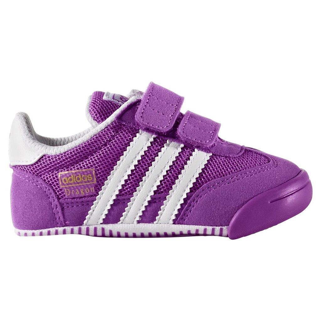 c6f1b24538cb2 Details about adidas ORIGINALS L2W BABY DRAGON TRAINERS CRIB SHOES BOOTIES  GIRLS RETRO NEW