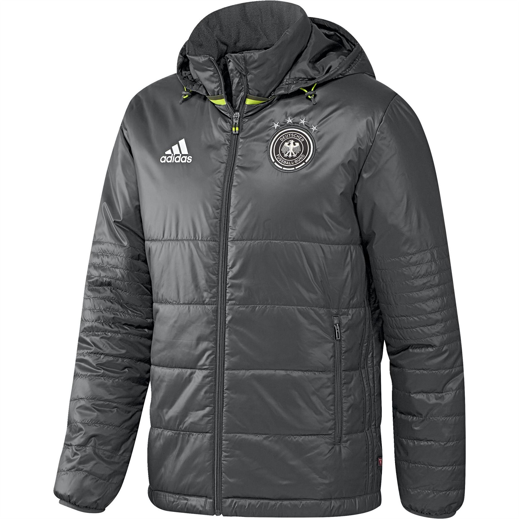 adidas chaqueta gris