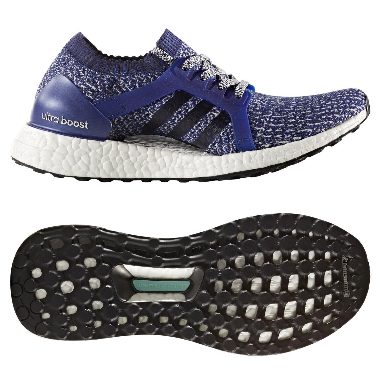 Détails sur Adidas Ultraboost X Course Baskets Violet Gym Chaussures Confortable Neuf Bounce