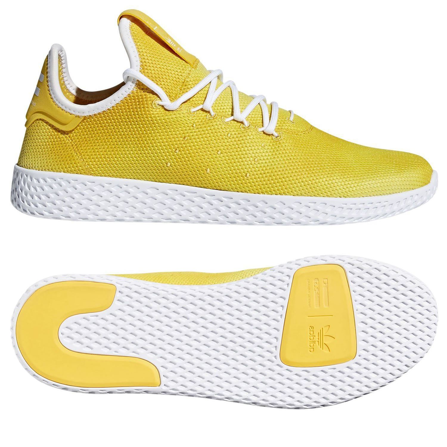 adidas ORIGINALS PHARRELL WILLIAMS HU TENNIS SHOES TRAINERS SNEAKERS MEN S  BNWB 607a21a75eb