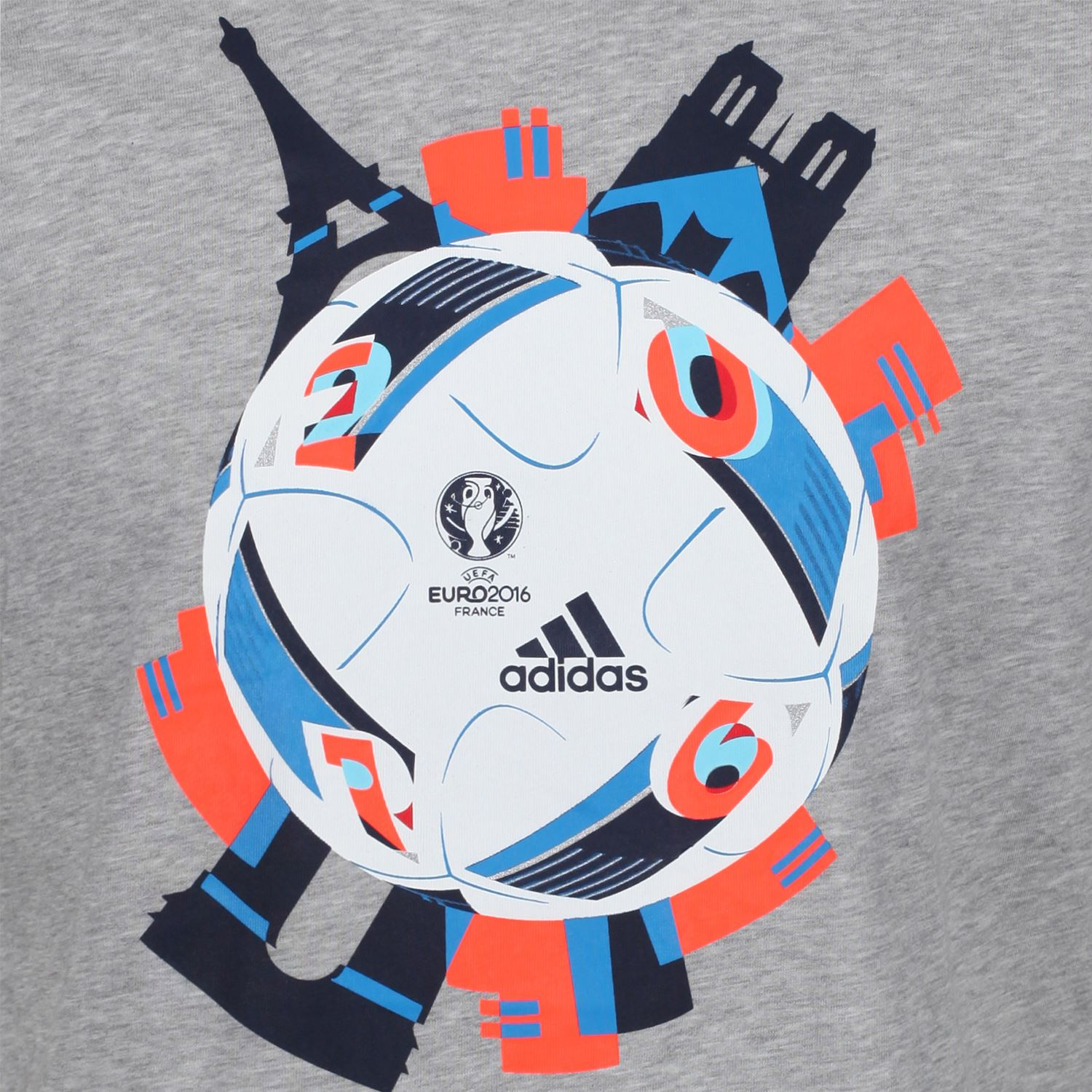 miniature 6 - Adidas-Enfants-Sports-T-Shirt-Garcons-Filles-9-10-To-15-16-ans-football-Crew