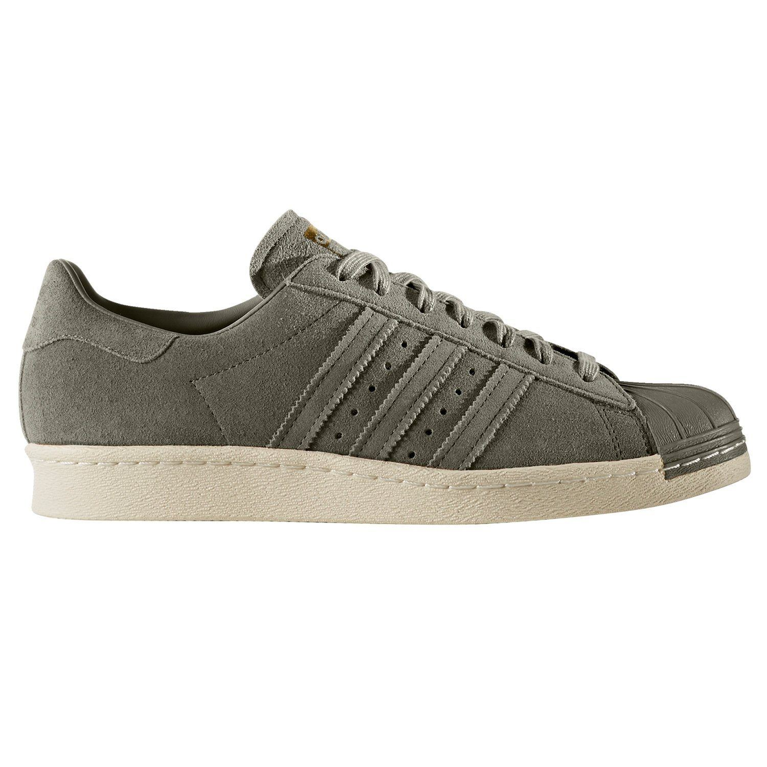 pretty nice c0097 a86b3 RETRO SHELL TOP di ADIDAS ORIGINALS SUPERSTAR 80S formatori traccia CARGO  GREEN MEN