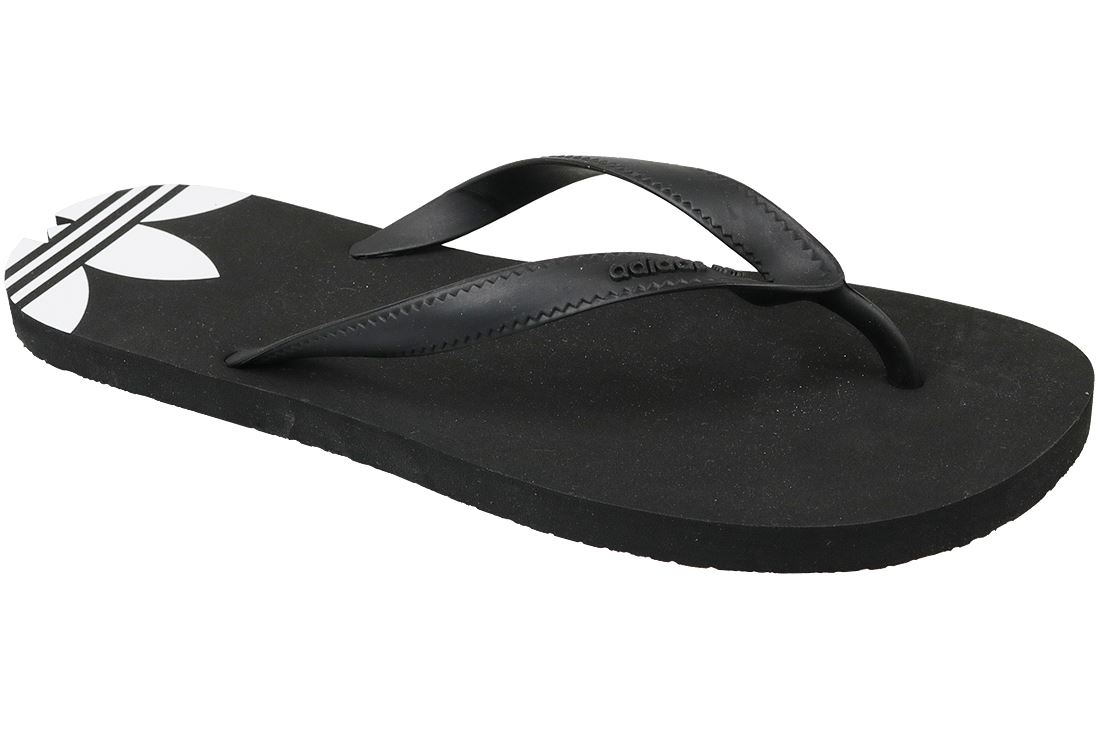 c3407b6f532b6 adidas Originals Adi Sun W Black White Women Thong Flip-flop Sandal G44345  UK 8. About this product. Picture 1 of 4  Picture 2 of 4 ...