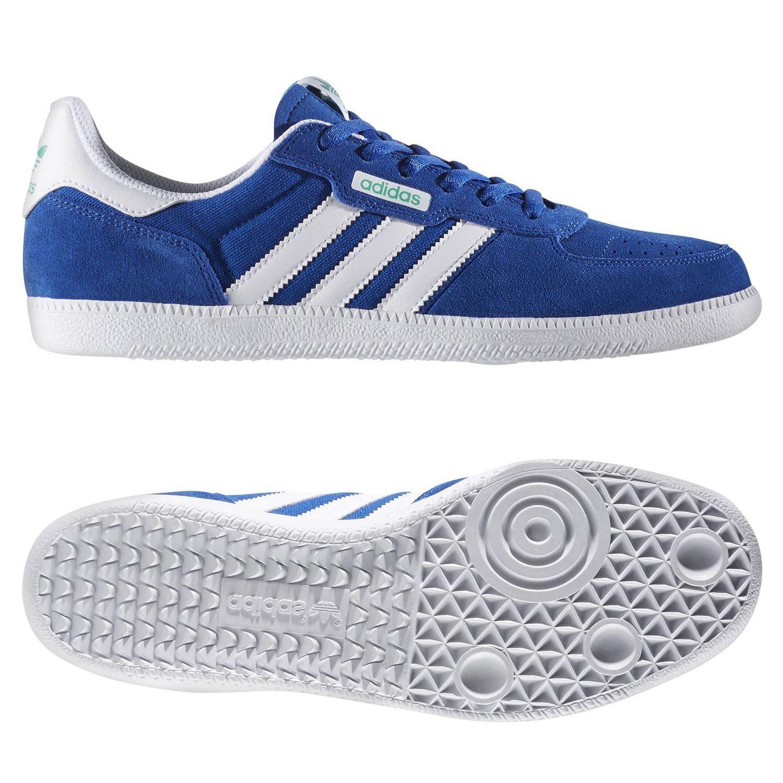 hot sale online 76640 3dfe9 LEONERO entrenadores azul zapatillas zapatos Skate nueva Adidas ORIGINALS  hombres