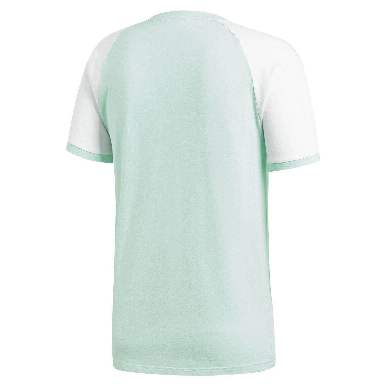 Adidas Sport 2 Street Summer T Shirt T Shirt Herren Weiß im