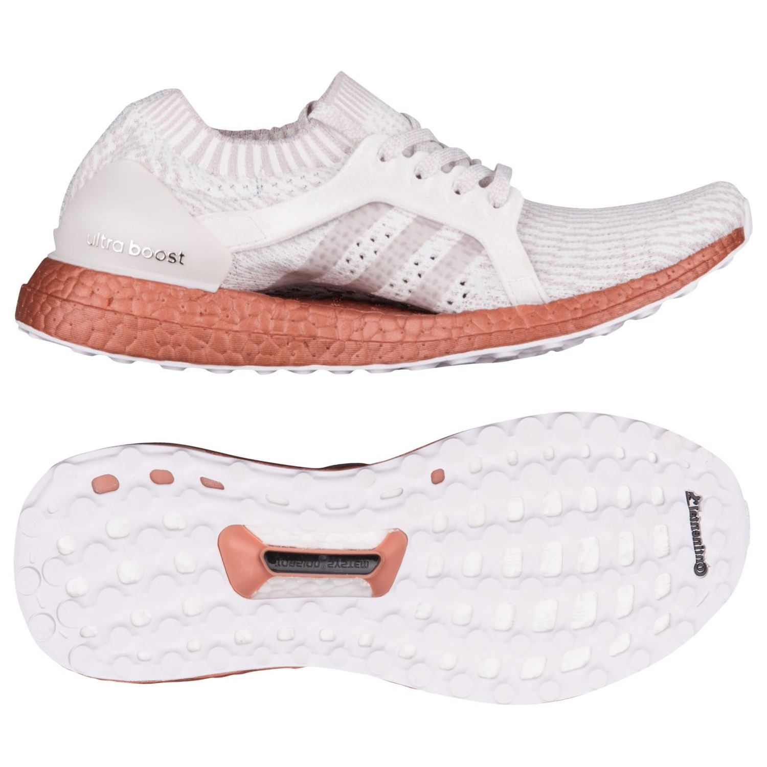 beda3bea039c9 adidas ULTRA BOOST X LIMITED EDITION WHITE WOMEN S GIRLS TRAINERS GYM COMFY  NEW