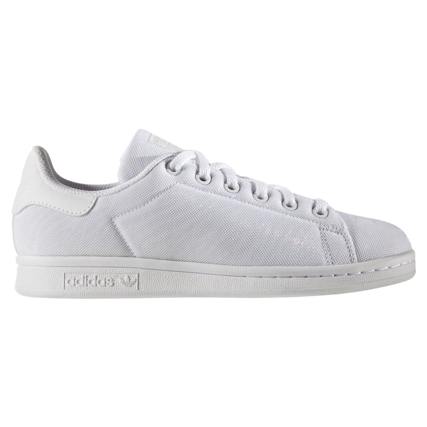 Details about adidas ORIGINALS STAN SMITH JUNIOR TRAINERS WHITE KIDS BOYS  GIRLS WOMEN S NEW b65f95b726