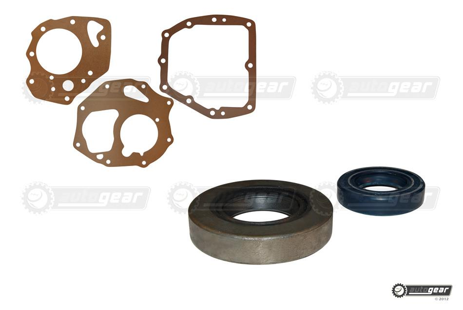 MGB MGC 4 Synchro Non Overdrive Gearbox Gasket Set