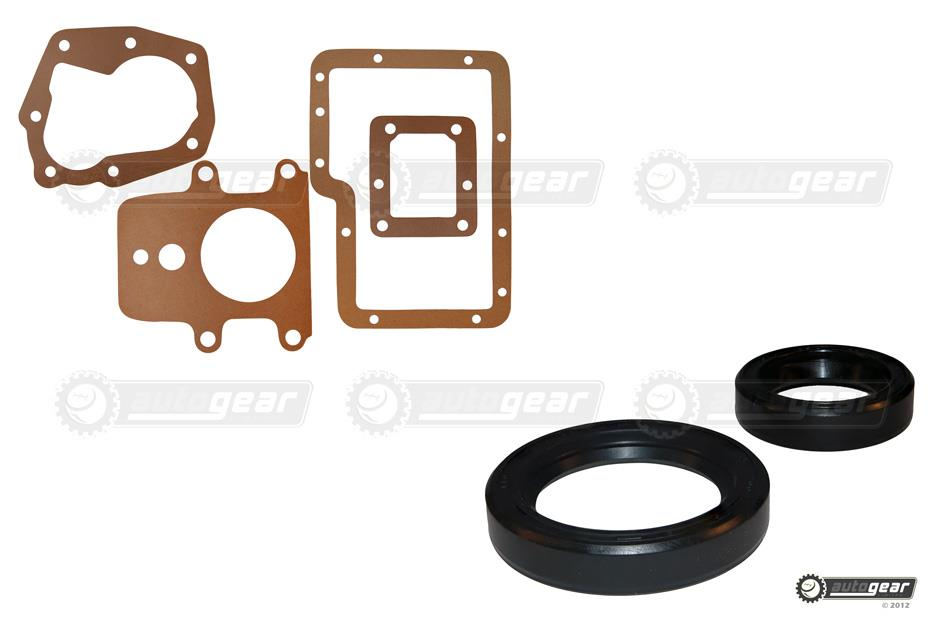 Triumph GT6 MK1 MK2 MK3 Gearbox D Type Overdrive Gasket Set and Rear Oil Seal