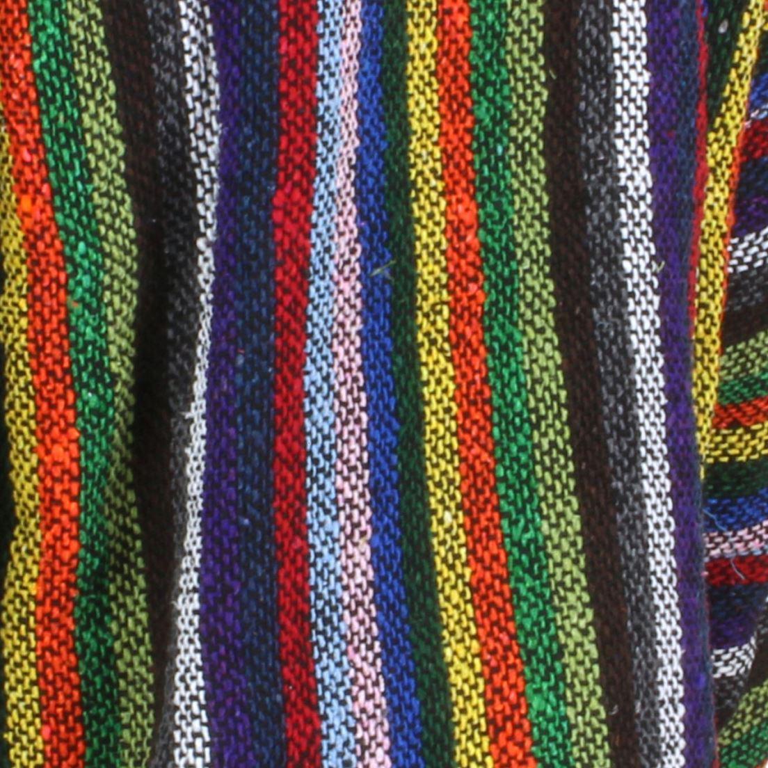 Mexican-Baja-Hoodie-Hoody-Jerga-Rug-Jumper-Siesta-Surf-Hippy-Baha-Pullover thumbnail 20
