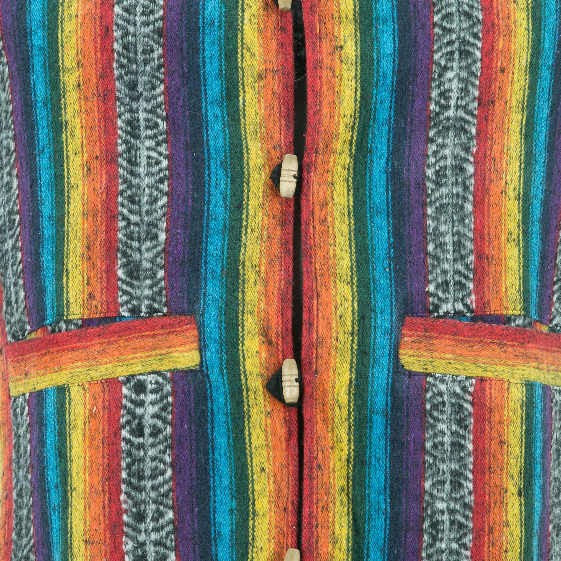Waistcoat-Vest-Mens-Cotton-Brushed-Hippie-Boho-Suit-Men-Ladies thumbnail 16