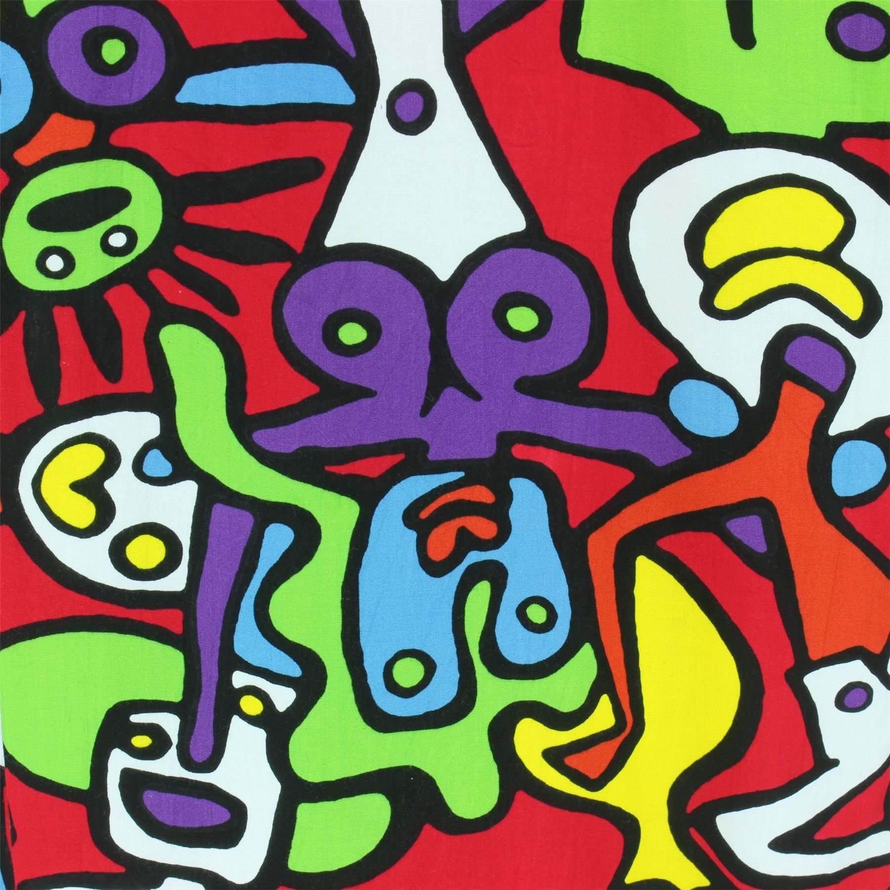 Mens-Shirt-Loud-Originals-Rayon-REGULAR-FIT-Long-Sleeve-TIFFY-PRINT-Retro-Dance thumbnail 17