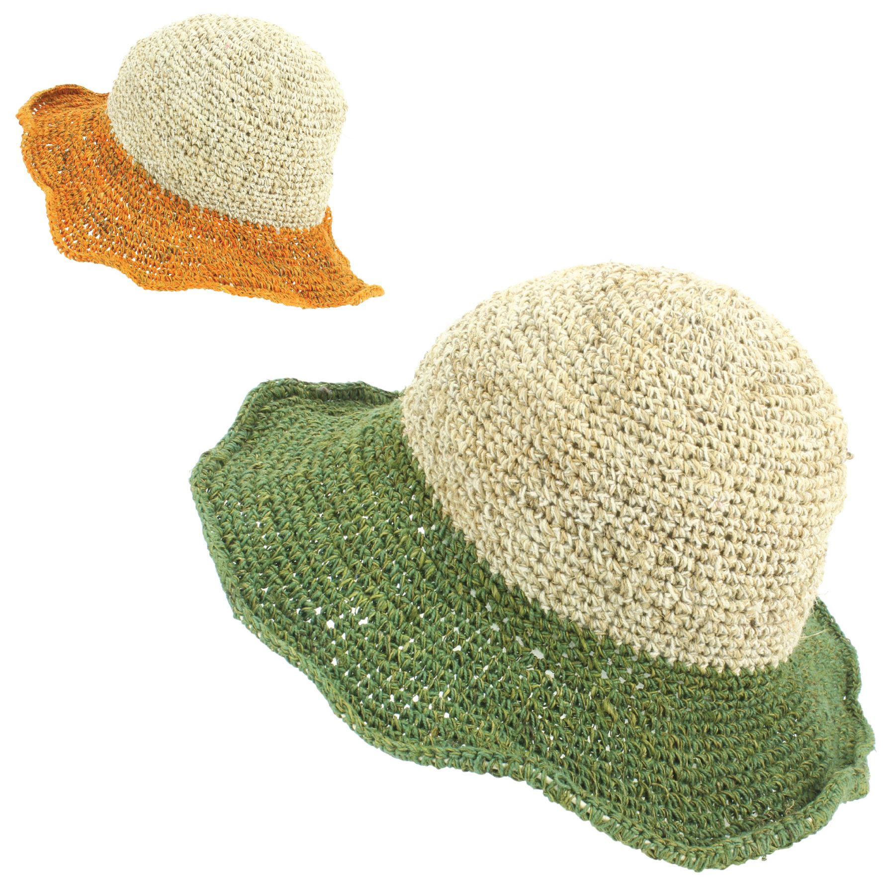 49de174a512225 Details about Sun Hat Hemp Cotton Summer LoudElephant Colour Beach Cap Boho  Hippie