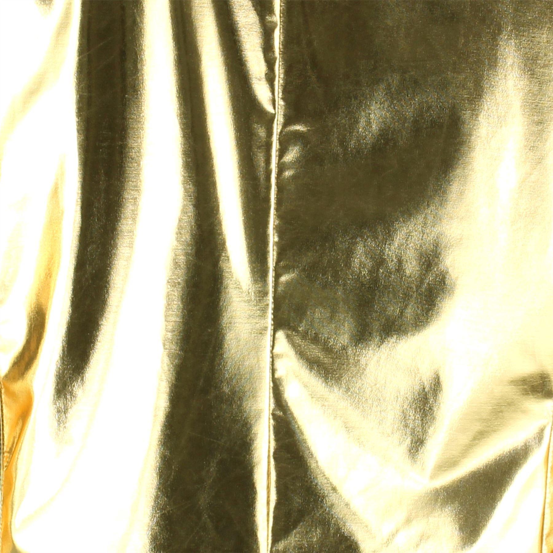 Shiny-Metallic-Blazer-Firefly-Waistcoat-Party-Dressing-up thumbnail 4