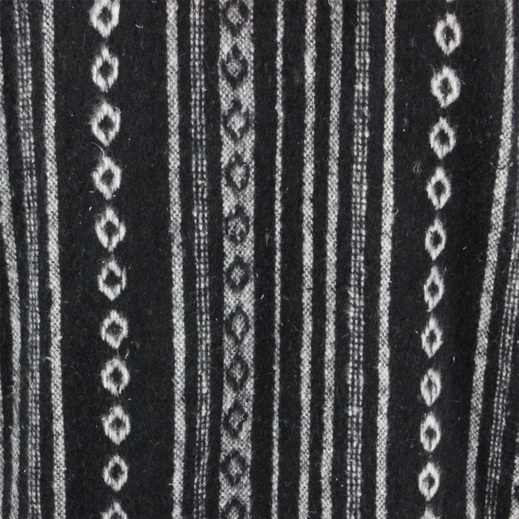 Poncho-mantello-con-cappuccio-cotone-LOUDelephant-caldo-Festival-Intrecciato-uomini-donne-breve miniatura 10