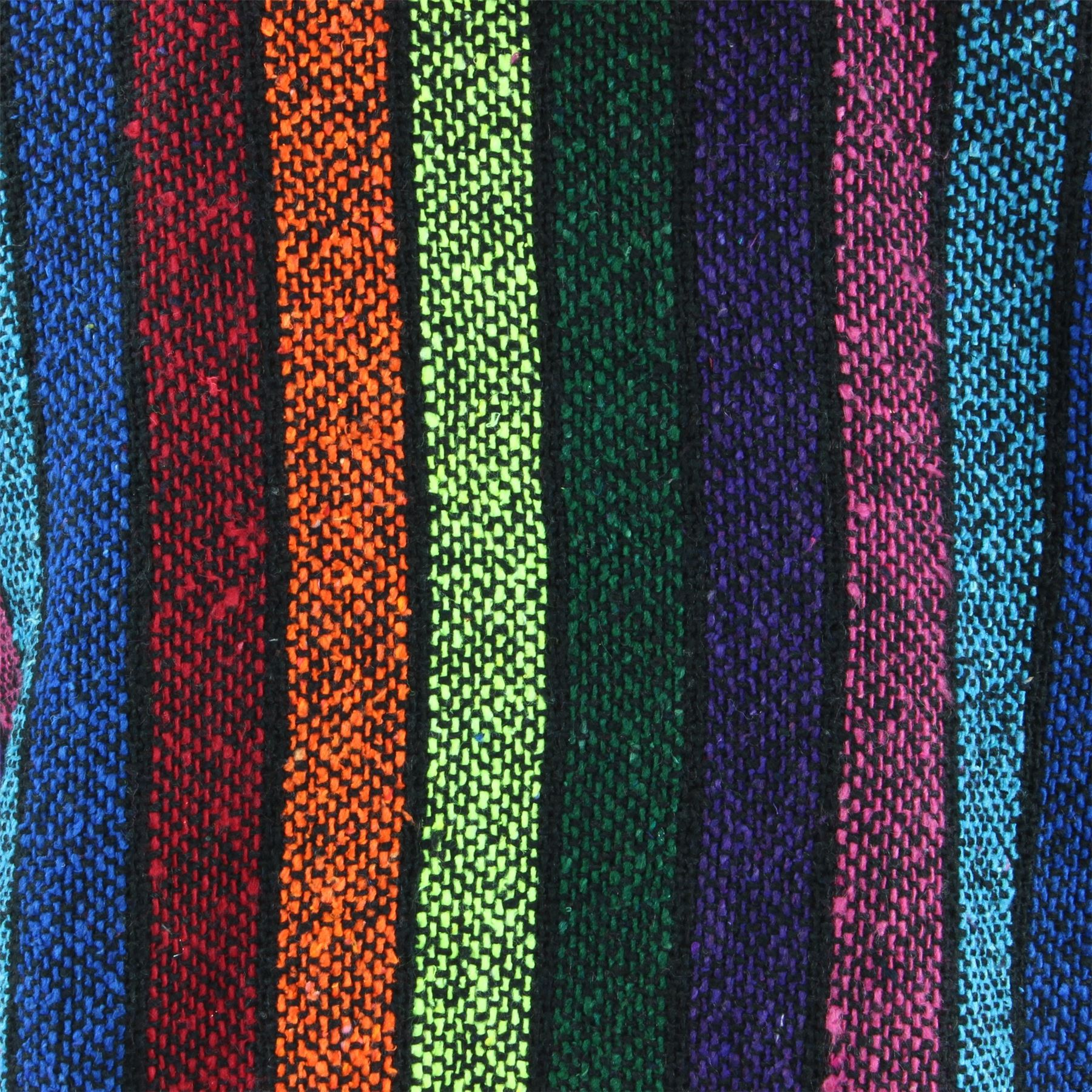 Mexican-Baja-Hoodie-Hoody-Jerga-Rug-Jumper-Siesta-Surf-Hippy-Baha-Pullover thumbnail 4
