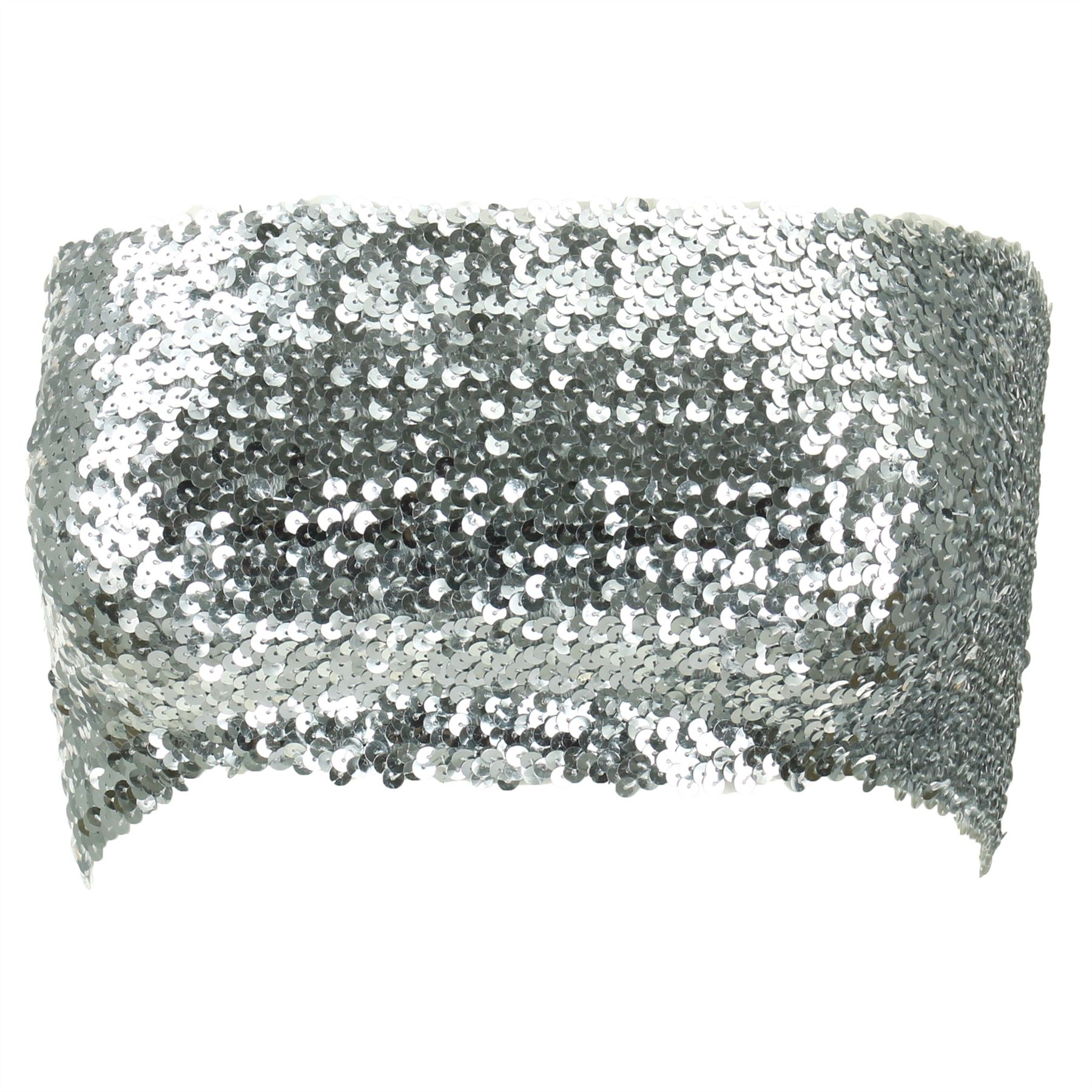 Sequin Strapless Top Firefly Shiny Sparkling Sparkly Sparkly Party