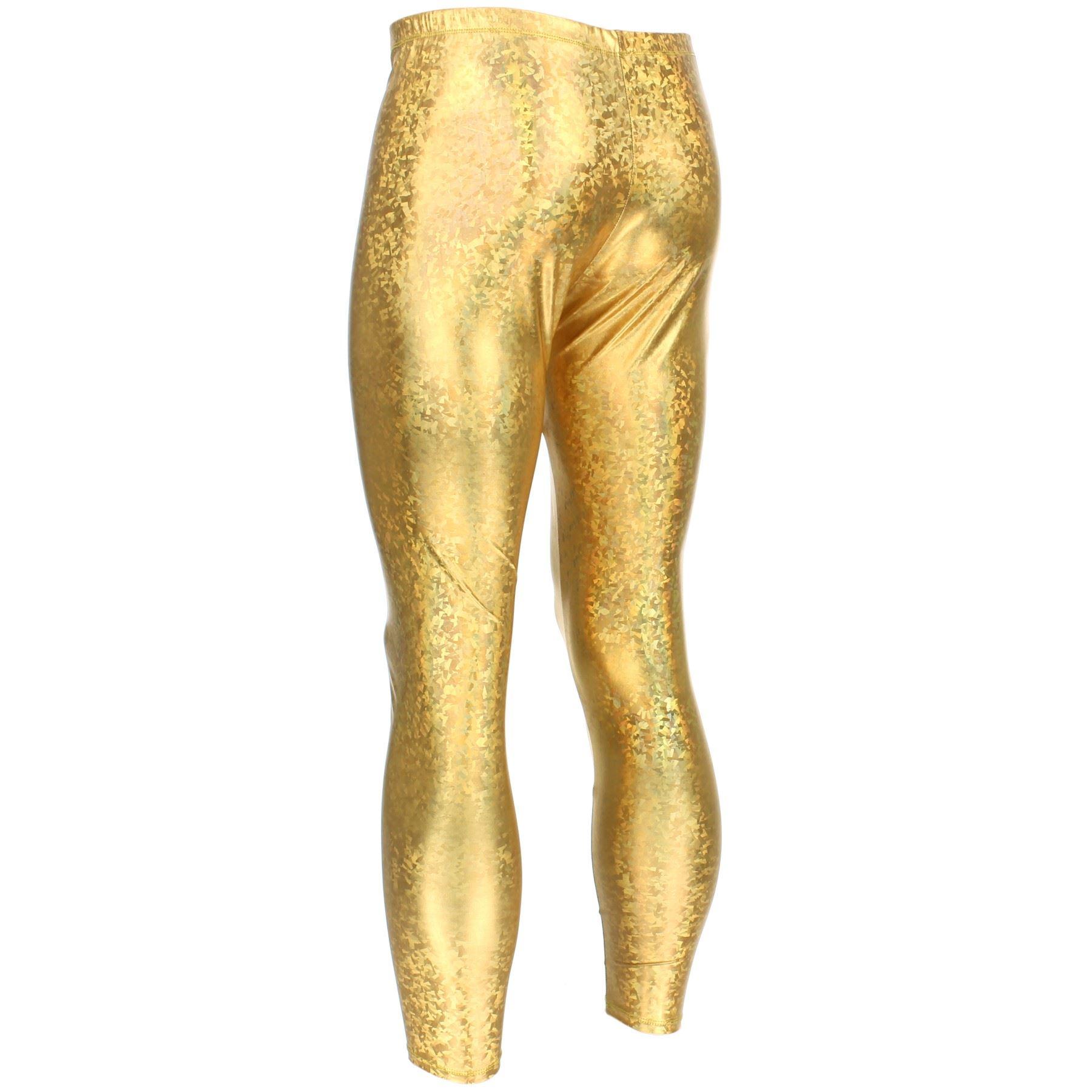 Party argento Mens Festival Sirene Scintillanti Meggings Oro Scintillanti Leggings arcobaleno TnxqnFX4