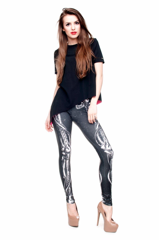 Stretchable Womens Gym Fitness Leggings Running Yoga Pilates Skinny Pants Tights Kukubird Originally UK