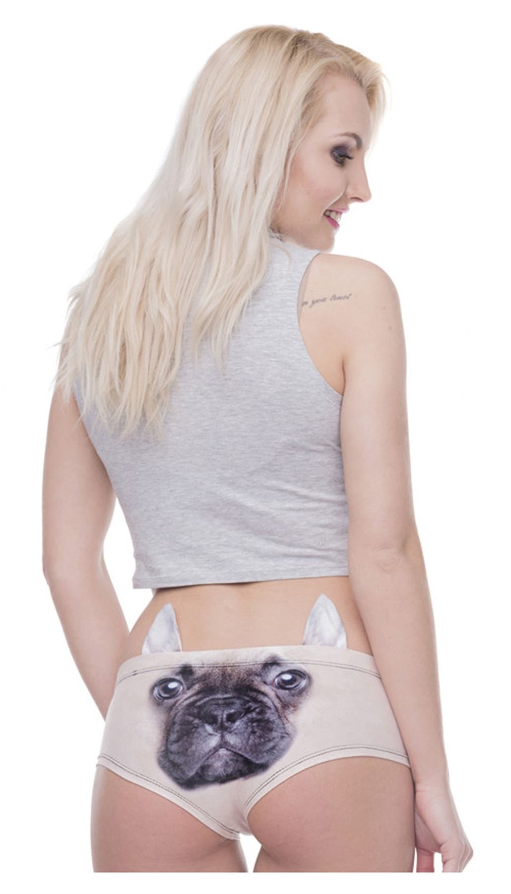 Cat Knickers With Ears