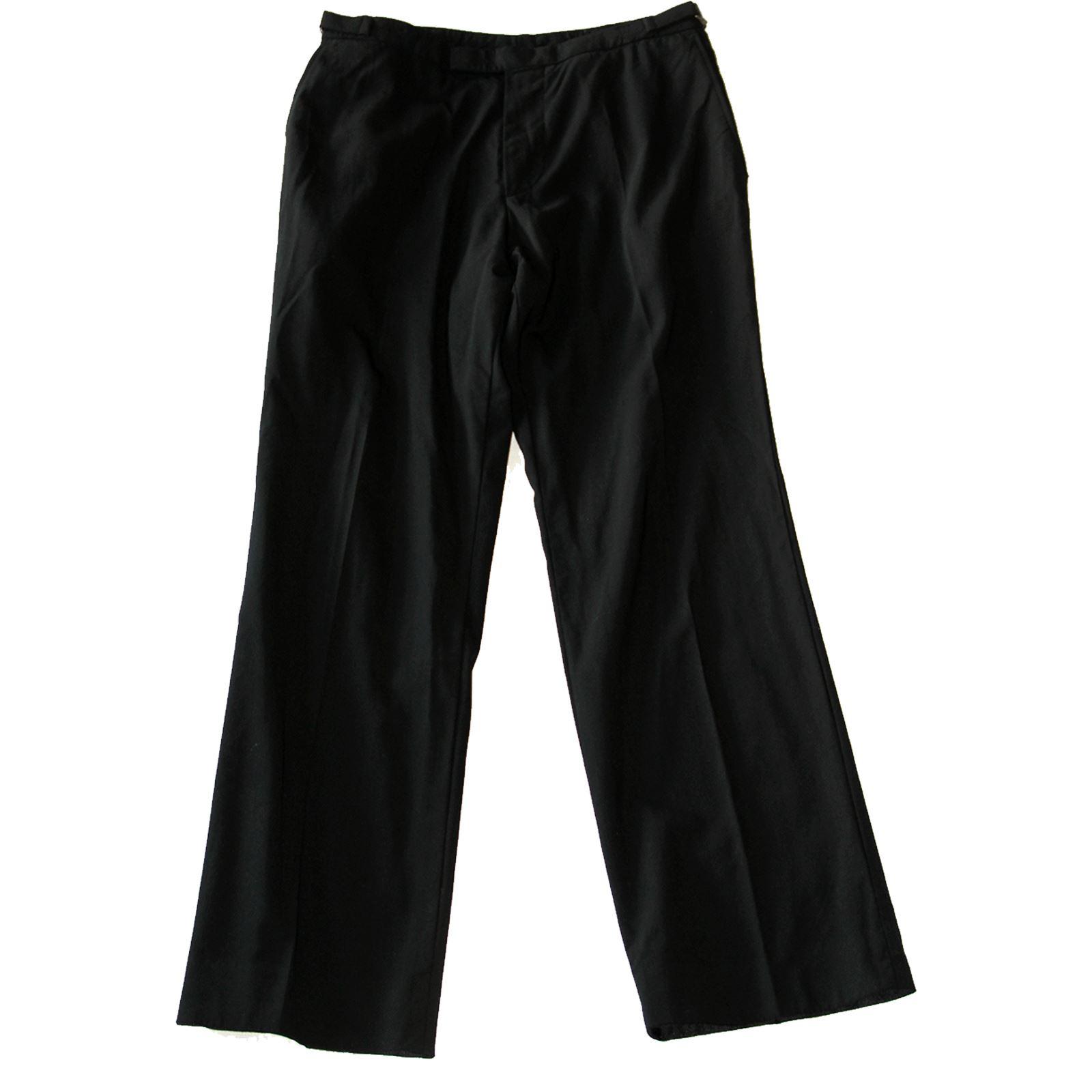 2cb3834fb57 NEW WOMEN S HUGO BOSS BLACK CASUAL QUALITY TROUSERS REGULAR LEG W31 31 RRP  £103