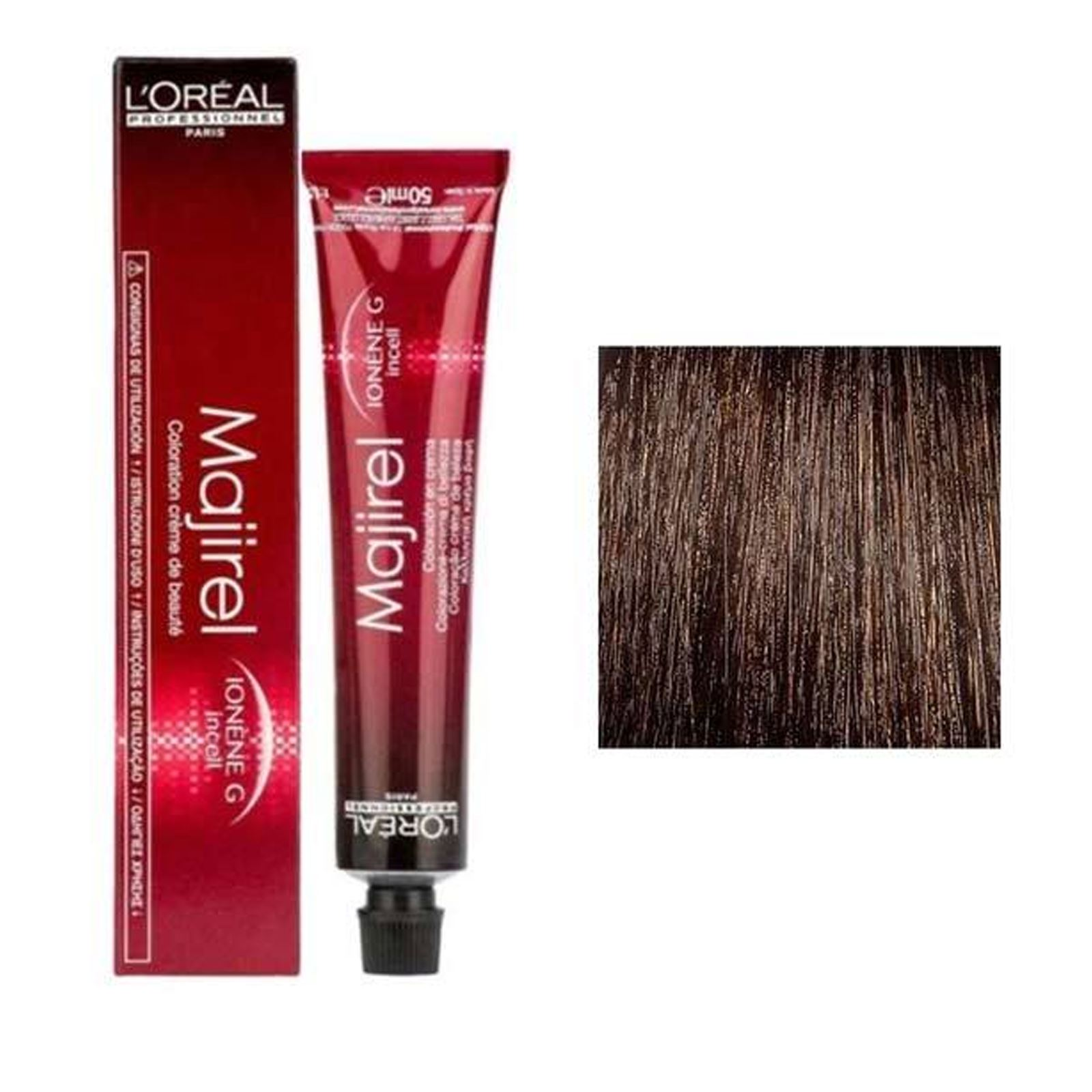 Loreal Majirel High Lift Permanent Professional Hair Colour Copper
