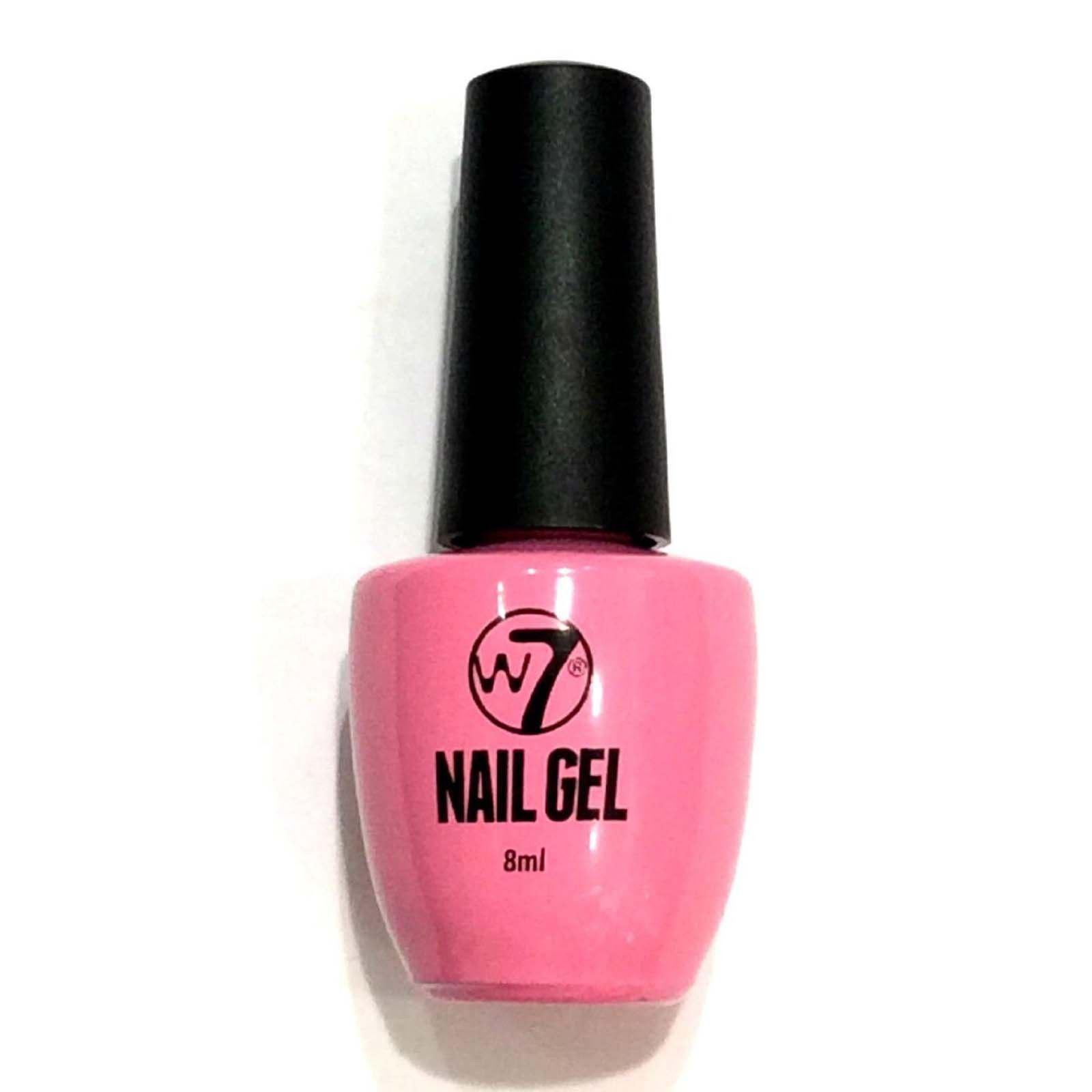 W7 Nail Gel - UV Long Lasting Nail Polish Manicure Nails | eBay
