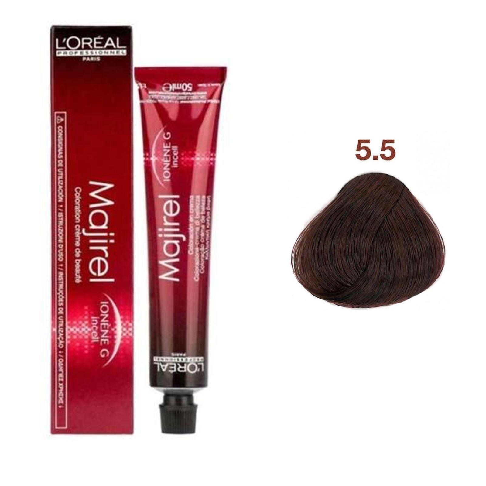 Loreal majirel high lift permanent profesional hair colour 55 loreal majirel high lift permanent profesional hair colour 55 light brown nvjuhfo Images