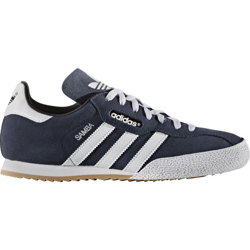 Details about Adidas Men's Samba Super Suede Trainers Classic Sneakers Navy