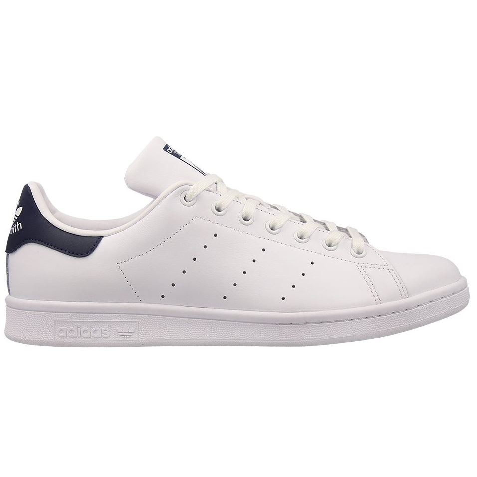 online retailer a0fce a7996 adidas Originals Stan Smith White Navy Men Casual Shoes SNEAKERS Trainers  M20325 UK 7. About this product. Stock photo  Picture 1 of 2  Picture 2 of 2