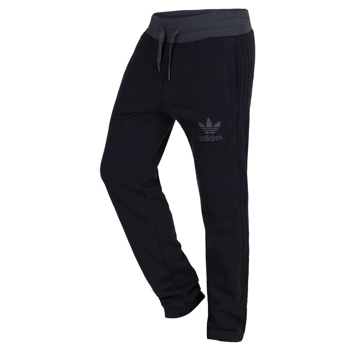 pantaloni tuta uomo felpati adidas