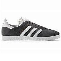 Detalles acerca de Adidas Originals Para Hombre Gazelle Entrenadores Gris Oscuro (BB5480) mostrar título original