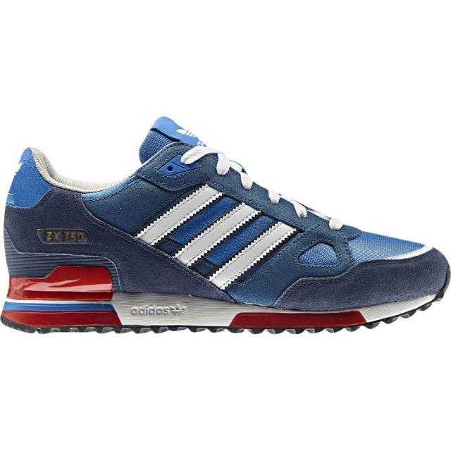 scarpe blu adidas uomo