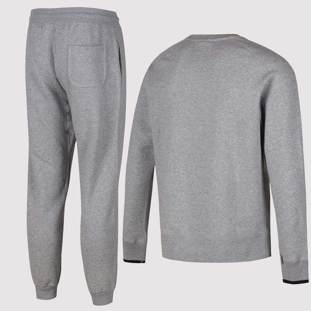 Vlies Details Nike Air Herren Trainingsanzug Sweatshirt Max zu Grau kP8On0Xw