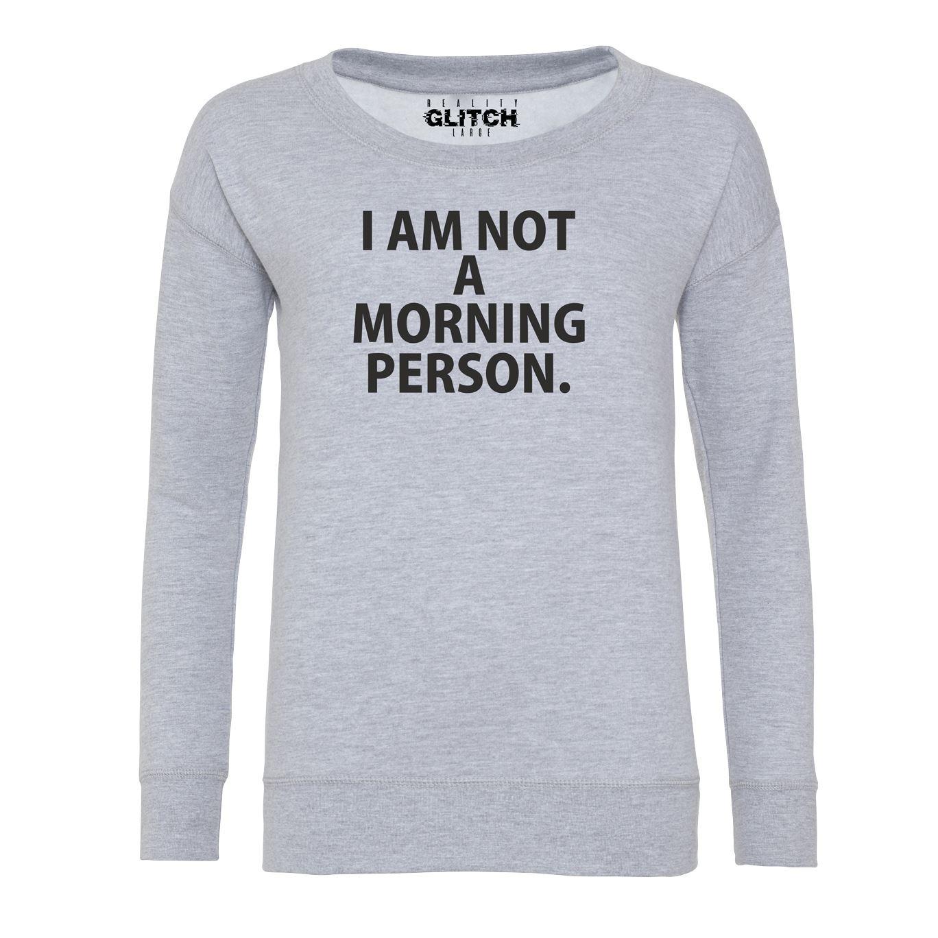 Joke Womens Vest I Only Do Mornings On December 25th Christmas Xmas Funny